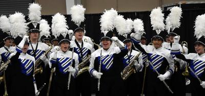 Marching Band Boosters kick off four-day fundraiser event