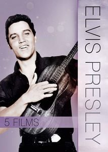 Paramount releases Elvis five-movie collection