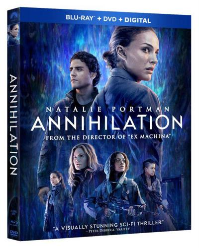 Annihilation best of sci fi genre to pack chills, thrills, and wows