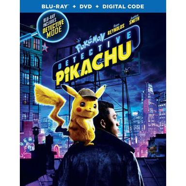 Pokemon Detective Pikachu bizarre but really cool
