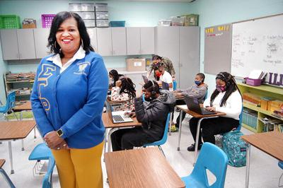Plantersville educator loves politics and helping others