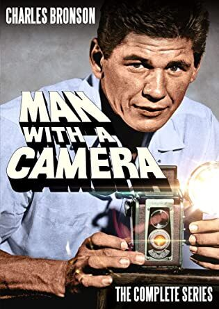 Man with a Camera complete on DVD