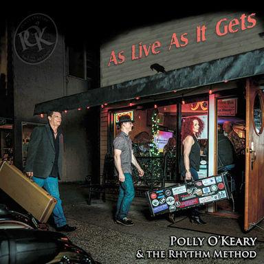 Polly O'Keary rocks blues as live as it gets
