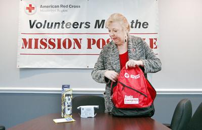 Red Cross desparately needs volunteers