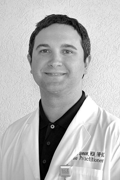 Spencer completes NMMC's  Advanced Practice Clinician Fellowship