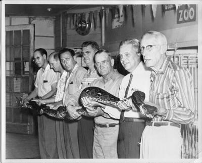 Tupelo had cool zoo thanks to Dr. Warner, Mayor Ballard
