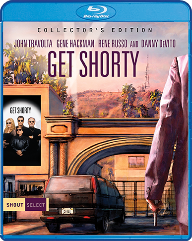 Get Shorty has it all, crime, babes, scenery and laughs
