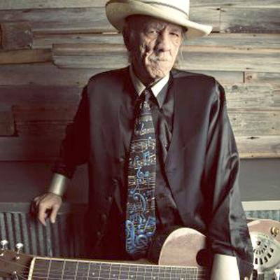 Watermelon Slim to bring authentic blues in Tupelo