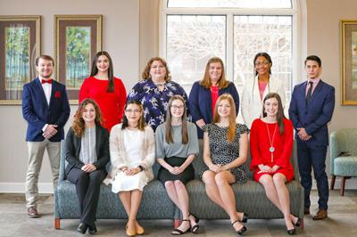 Twelve ICC sophomores selected to prestigious Hall of Fame