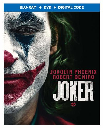 The Joker cries out - you talkin' to me