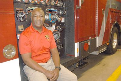Tupelo firefighter loves his job and his city