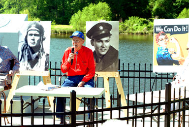 Saltillo serviceman remembered for service during WWII