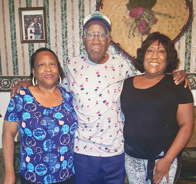 Faith is everything for the Agnew family