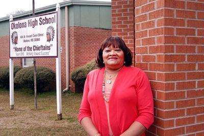 Retired Shannon principal still active in community