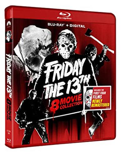 King of slasher films collection slices onto blu ray