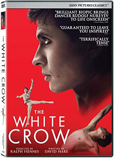 White Crow dances into the life of Rudof Nureyev