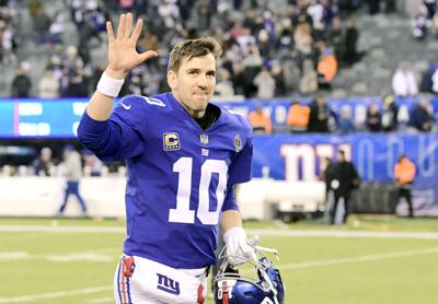 Manning rejoining Giants, working with business,  fan roles