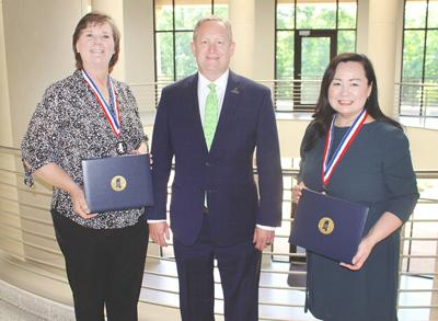 Belden, Tupelo teachers graduate from leadership academy