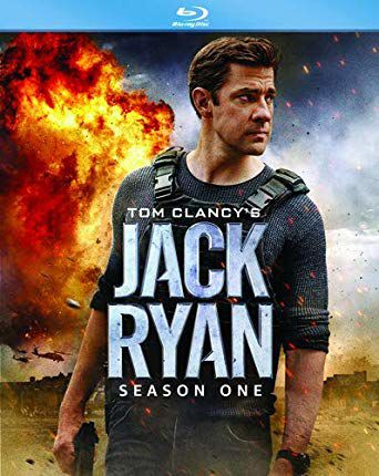 Jack Ryan — excellent plot and character driven series