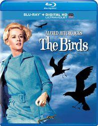 The Birds still holds suspense in remastered 1963 Blu Ray