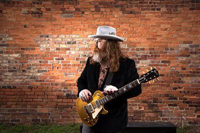 Alabama native makes his kind of blues