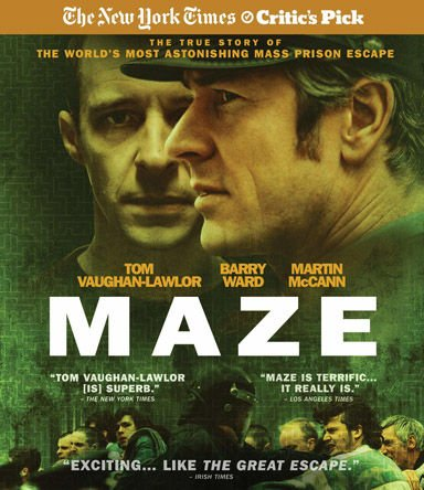 Maze one of the greatest jailbreak films likely missed