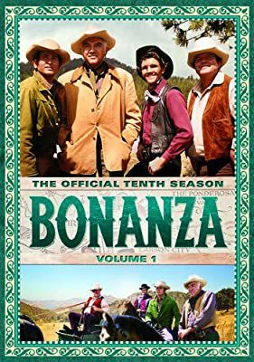Bonanza NBC's longest running western still cool