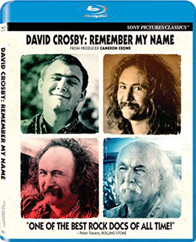 A great documentary about a true rock icon: David Crosby