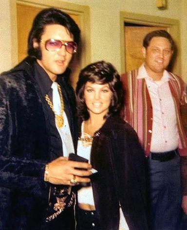 Elvis' childhood friend Guy Harris passed away Tuesday, April 7