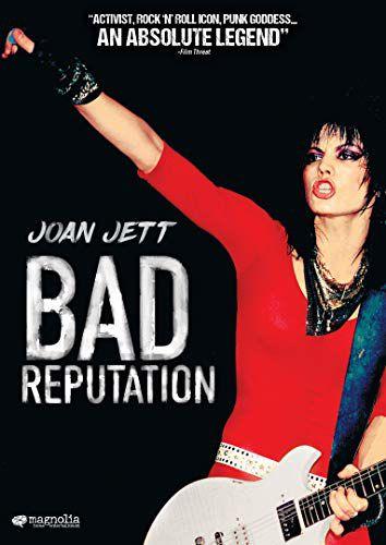 Joan Jett's Bad Reputation rocks beyond self destruction