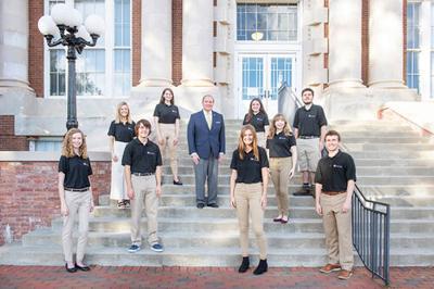 Nine freshmen receive MSU's  prestigious Presidential Scholarship