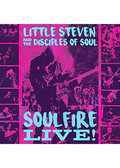 Little Steven rocks Soulfire live chronicling world tour