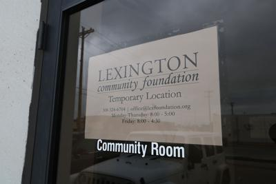Lex Community Foundation moves into temporary location during renovations