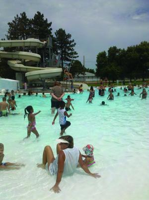 Lexington Family Aquatic Center