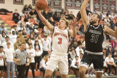 Basketball: Lexington vs. Ogallala