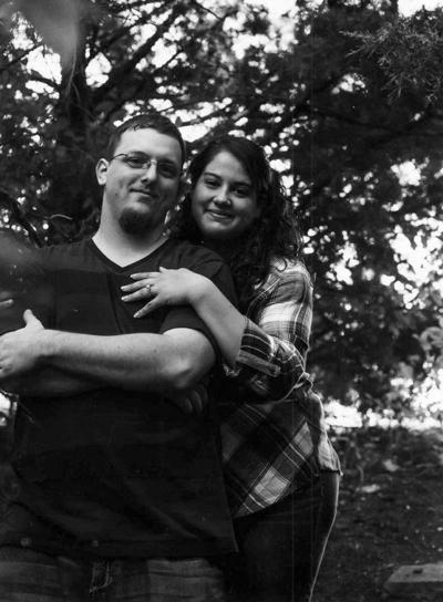 Brooke Spuhler and Josh Dorn