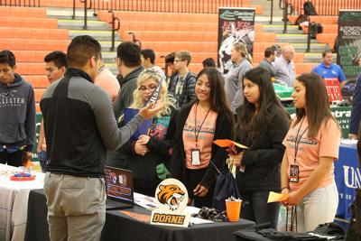 Preparing for the future: Lexington High School Career Day
