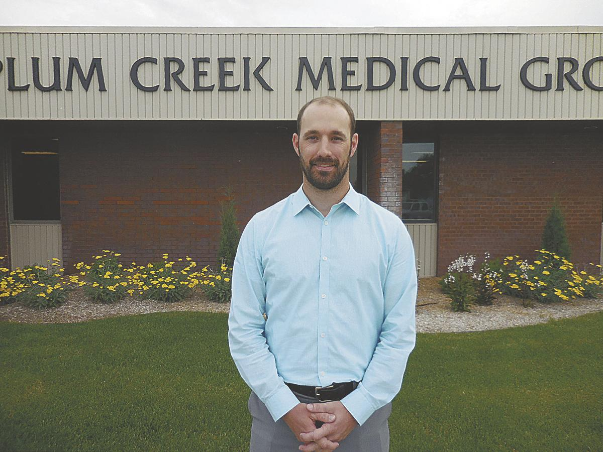 Former LHS grad returns to work in mental health