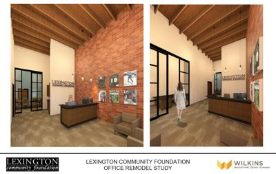 Lex Community Foundation moves forward with office renovation plan