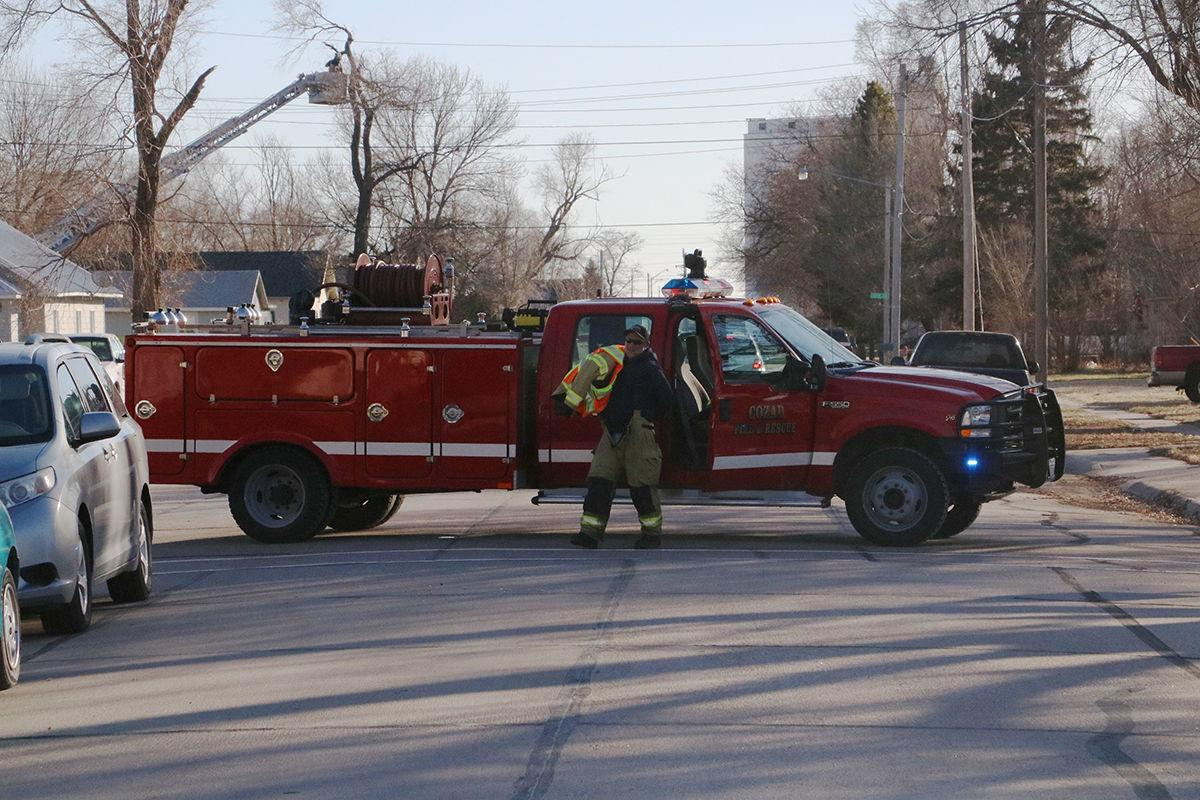 Cozad Fire and Rescue Woldt