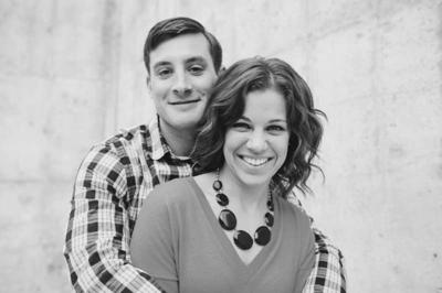 Leah Luther and Austin Everson