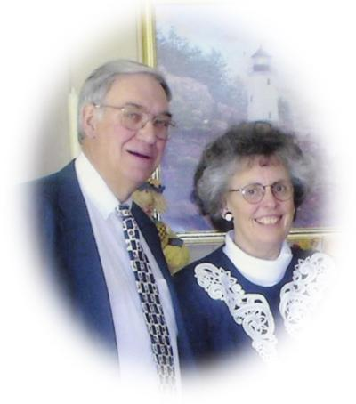 Galen and Joan Morris