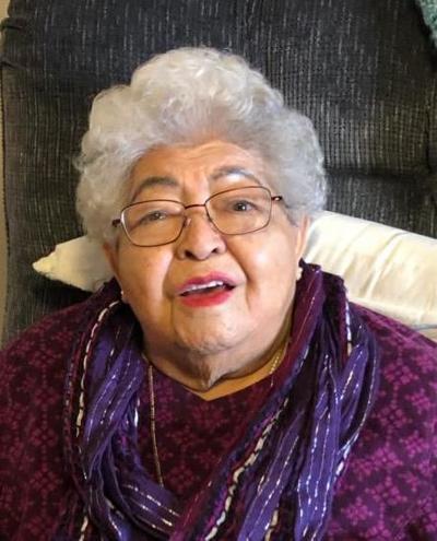 """Guadalupe H. """"Ruby"""" Ramirez"""