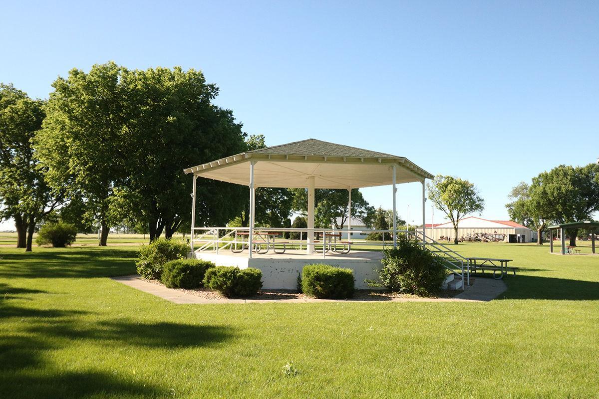 Lexington High School's graduation to take place in Kirkpatrick Memorial Park