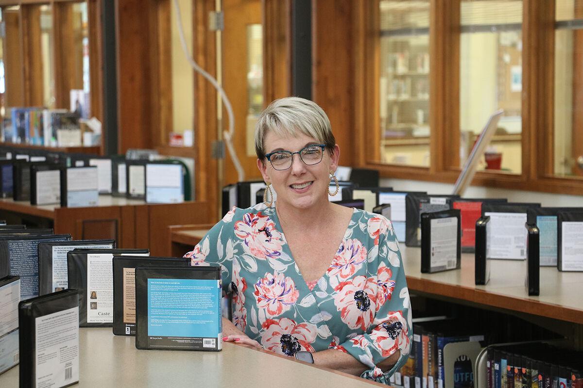 Jennifer Norton - Lexington Public Library Director