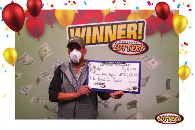 Lexington Man Wins $110,000 Playing Nebraska Pick 5