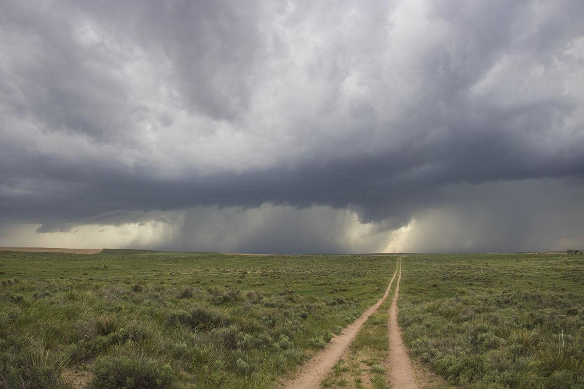 Supercell Structure near Wray, Colo.