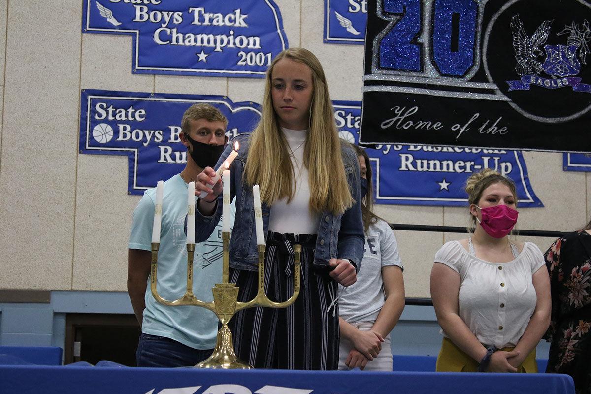 Overton High School hosts Honors Night