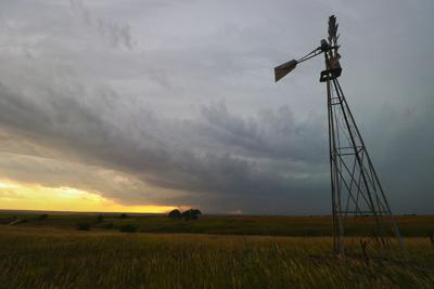 Supercell windmill