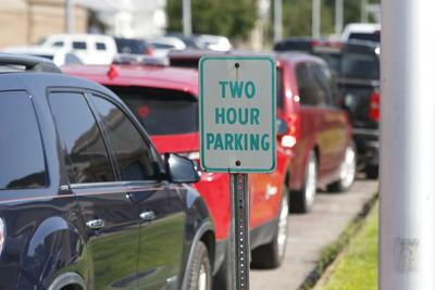 DMV asks Dawson County commissioners for help with parking issues around courthouse